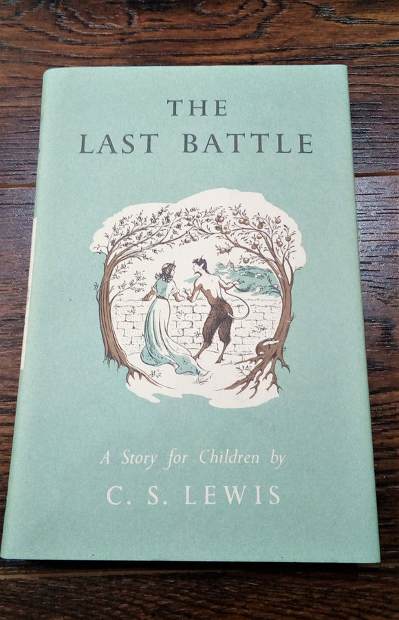 The Last Battle Children's Book