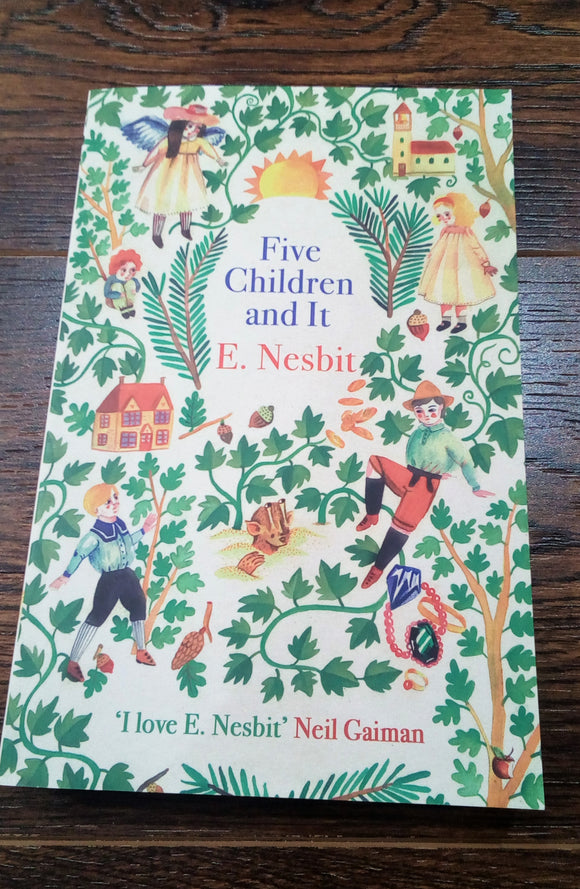 Five Children and It Children's Book
