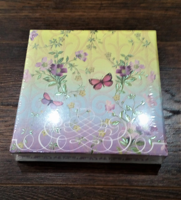Little Butterflies Memo  Pad