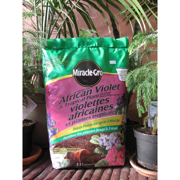 African violet and Tropical  Plant Soil Mix