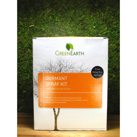 Dormant Spray Kit - GreenEarth