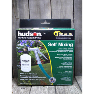 Self Mixing Lawn and Garden Sprayer