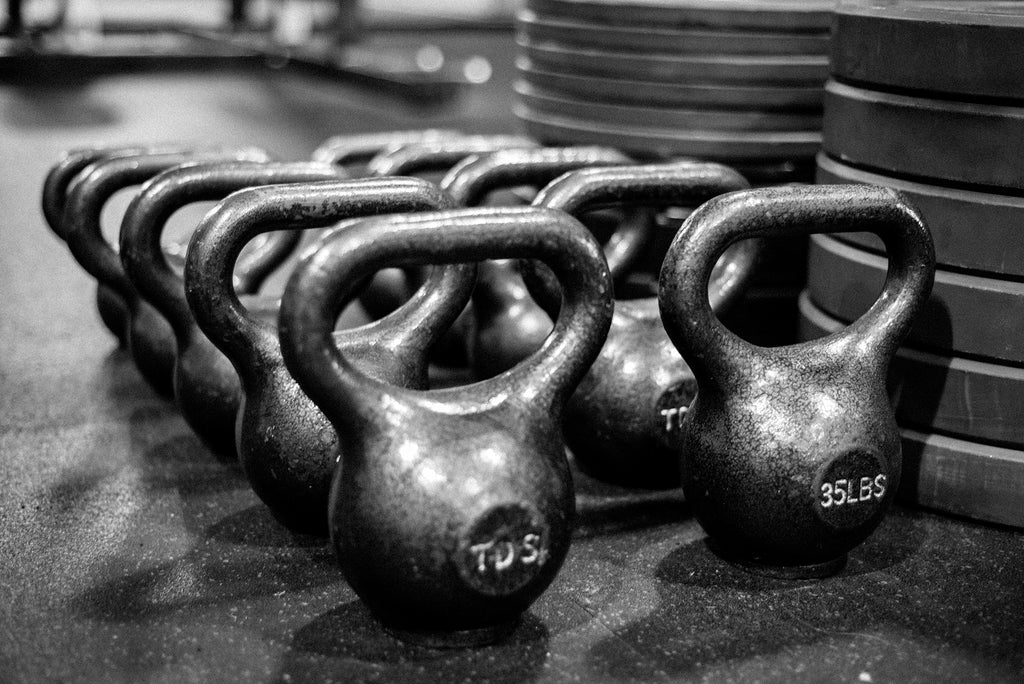 Kettlebell's with KJ Work Shop
