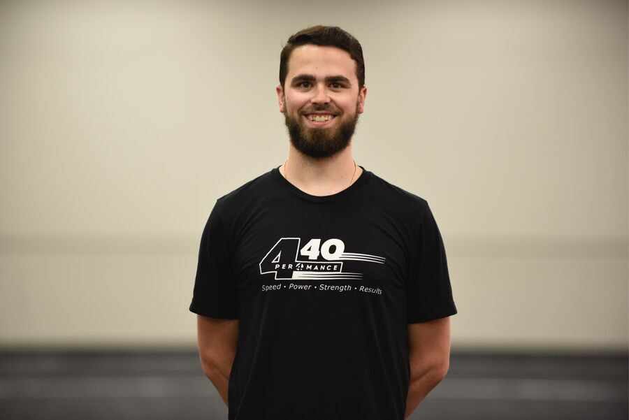 440 Performance Trainer - Ian Connors