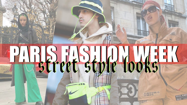 Paris Fashion Week Street Style Looks