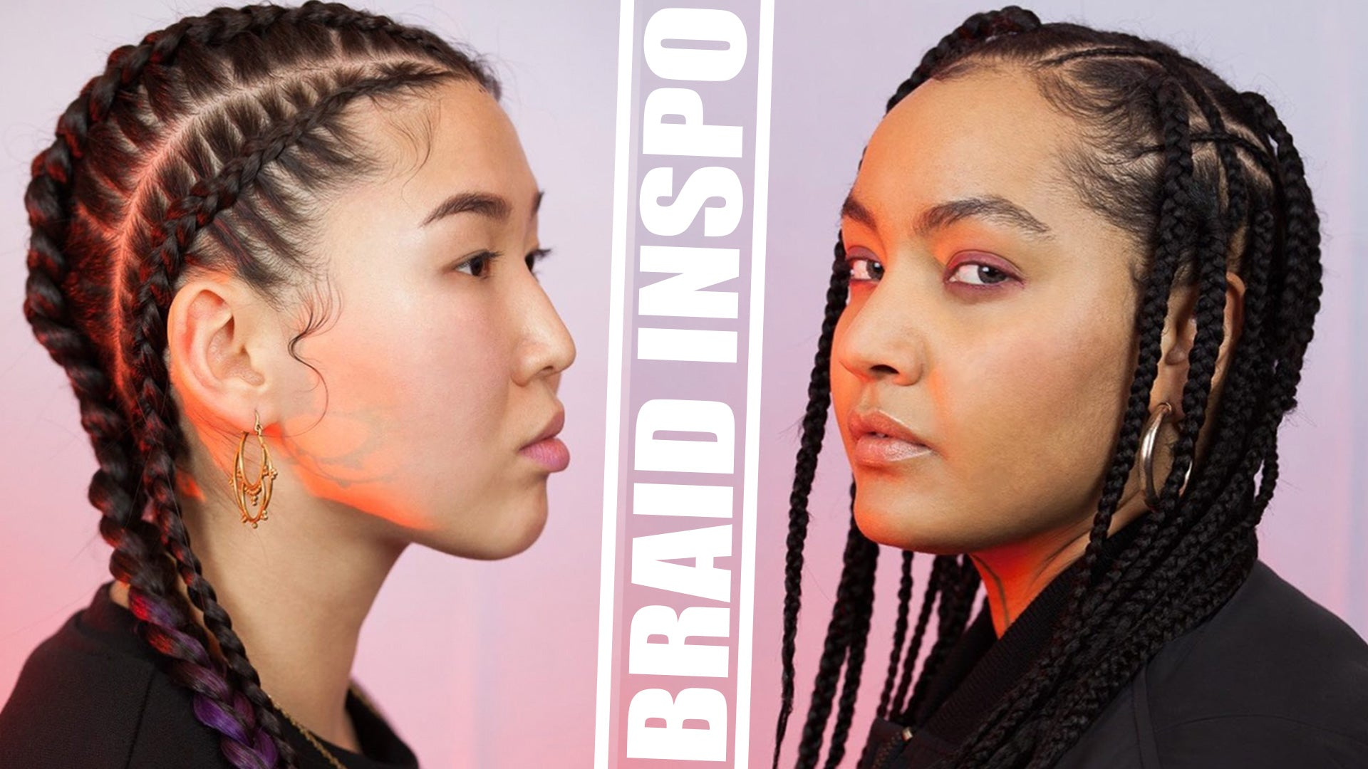 5 styles to up your braid game