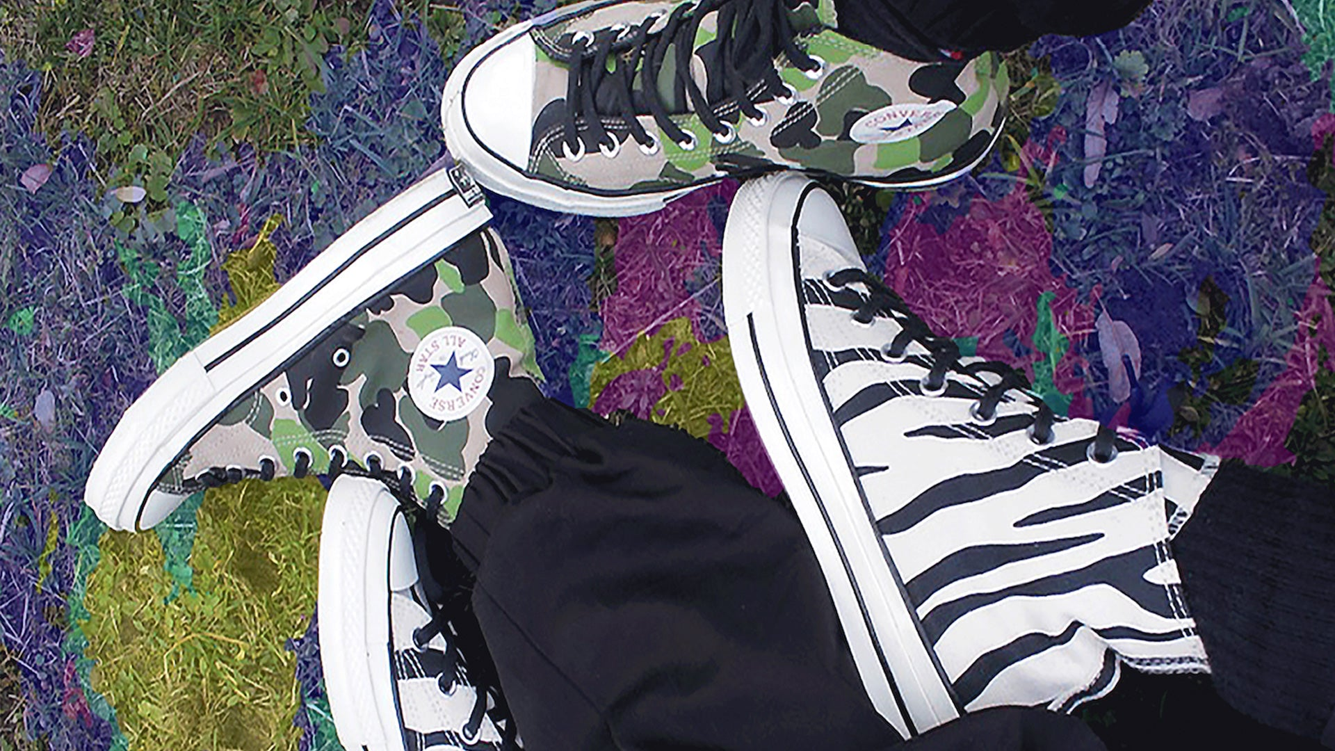 Converse Archive Prints Launch