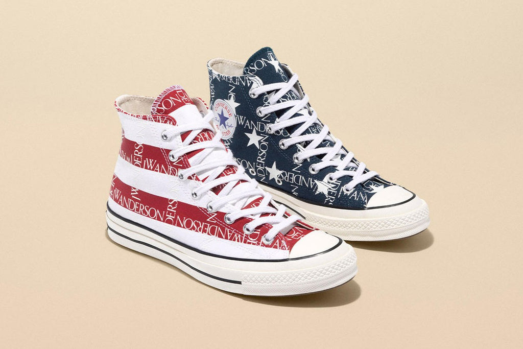 Converse JW Anderson Collaboration
