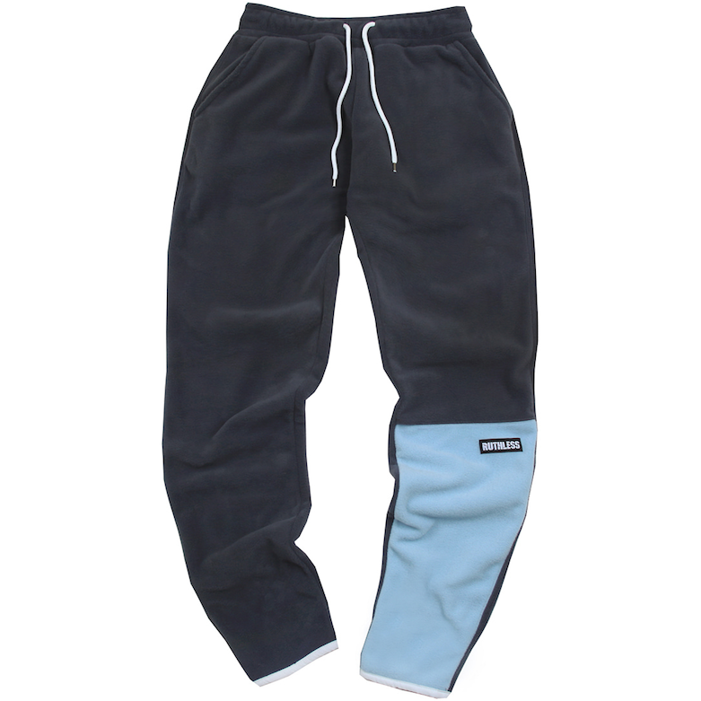 RUTHLESS FLEECE JOGGERS BABY BLUE