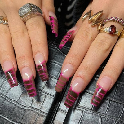 PRESS ONS NAILS PREMIUM NAIL ART