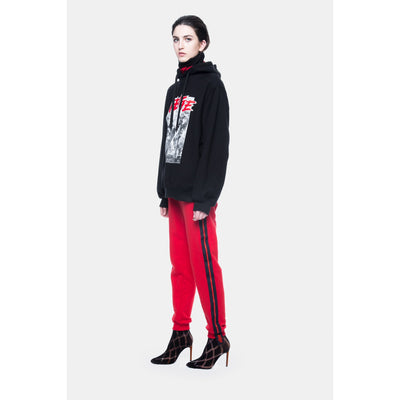 NEIGE RED SWEATPANTS