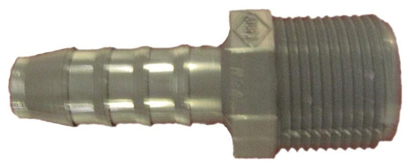 EasyPro PMA12 Insert grey Fitting Male Adapter 1/2in