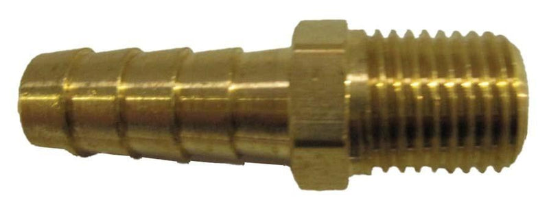 EasyPro BA37 Brass Male Adapter 1/4in x 3/8in