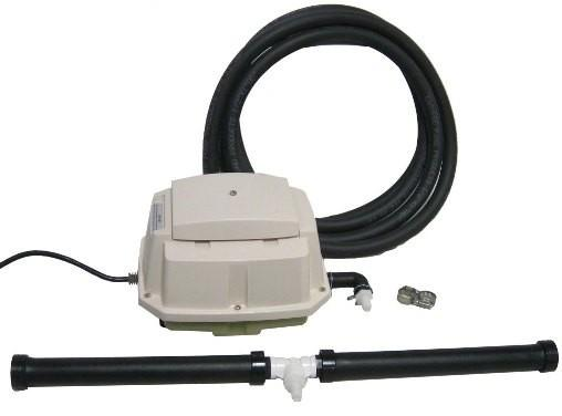 EasyPro LA15W Deluxe Linear Aeration Kit 80 Watt 2.8 CFM Output - up to 20,000 gallons