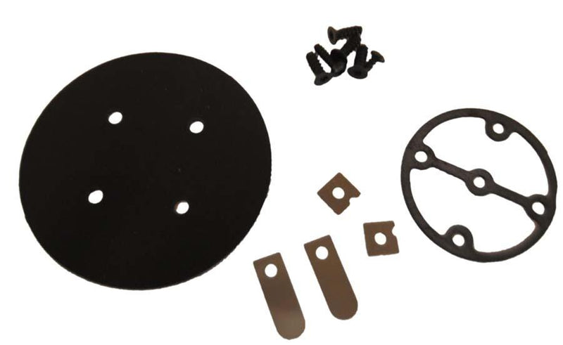 DC12 1/8 HP Gast Diaphragm Compressor  Repair Kit Part # DC12RK