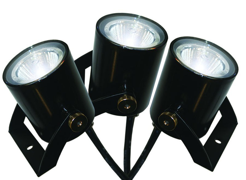 Kasco Marine LED4C11-300 LED Light kit, 4 fixtures, w/300ft Cord