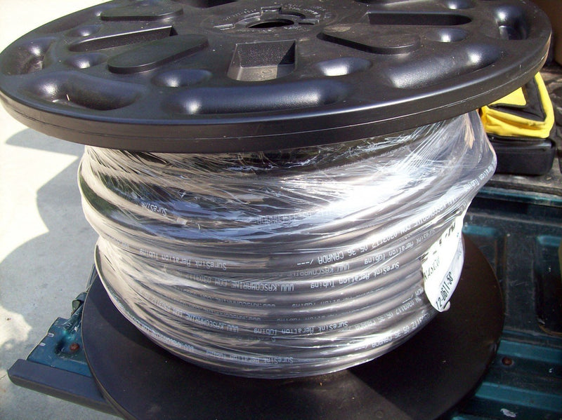 "500 Ft 5/8"" Weighted Tubing Reel"