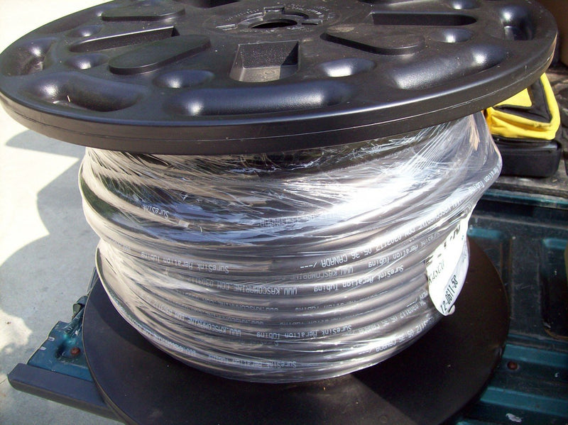 "500 Ft 3/8"" Weighted Tubing Reel"