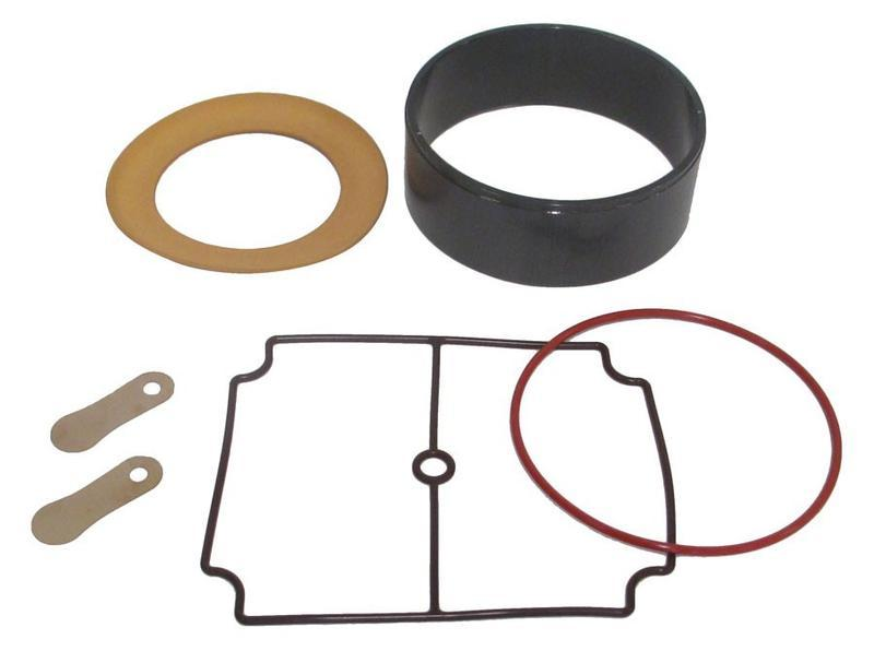 Kasco Marine 771180 KM-60 1/4HP Single Head Compressor Rebuild Kit