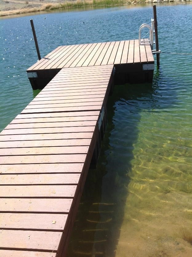 Outdoor Water Solutions DOK0259 4' x 8' Dock or Gangway DIY Kit