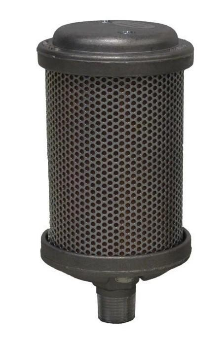 EasyPro IAF25 Replacement Air Filter for Rotary Vane Compressors 1/4in MPT