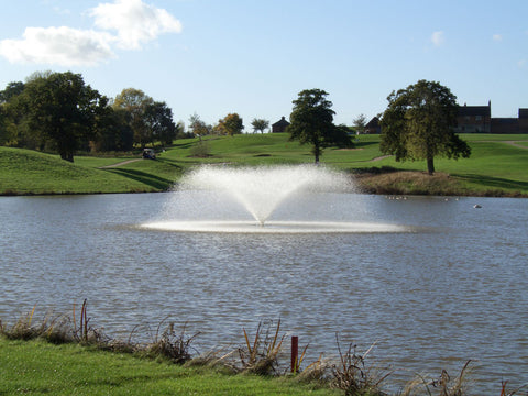 Otterbine Aerating Fountains