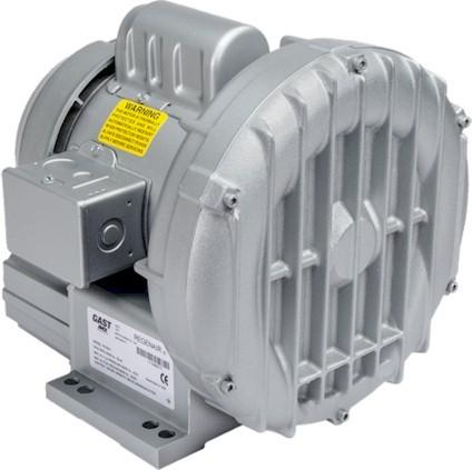 EasyPro GB63B Replacement Gast Regenerative Blower 5 HP 230/460V 3 phase