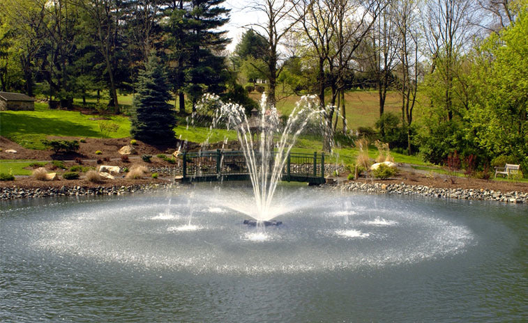 Otterbine Fountain 3 HP