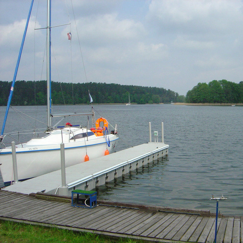 Outdoor Water Solutions DOK0263 Connect a Dock, 16' x 4' Walkway High Profile (Model 2012)