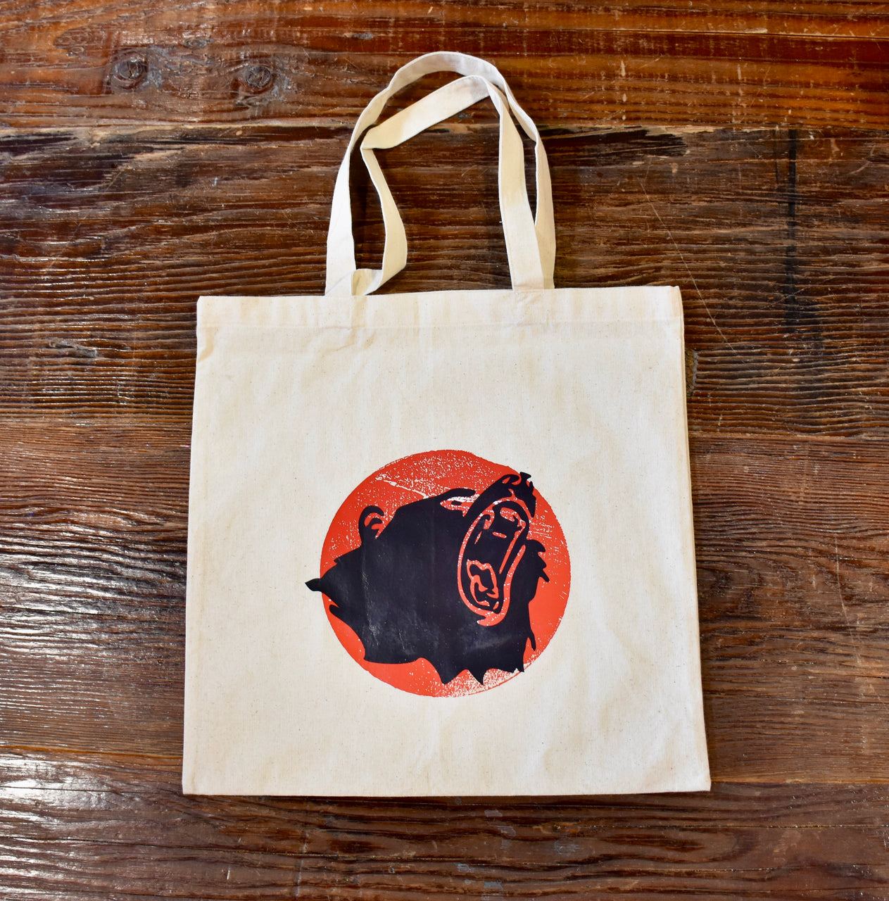 Roadhouse Canvas Tote