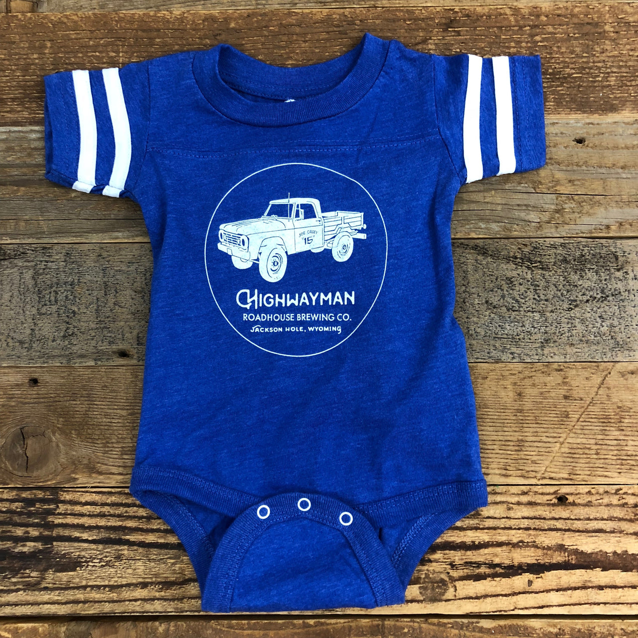 The Highwayman Onesie - Vintage Royal