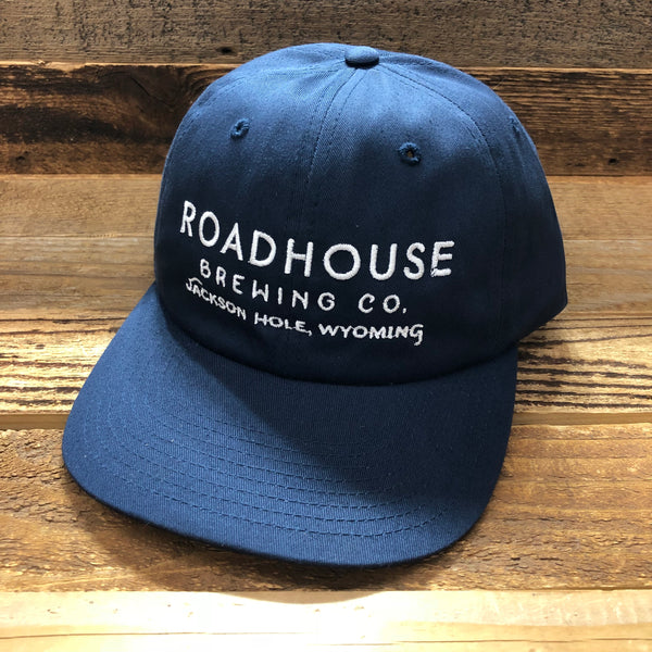 Roadhouse Vintage Dad Hat - Navy