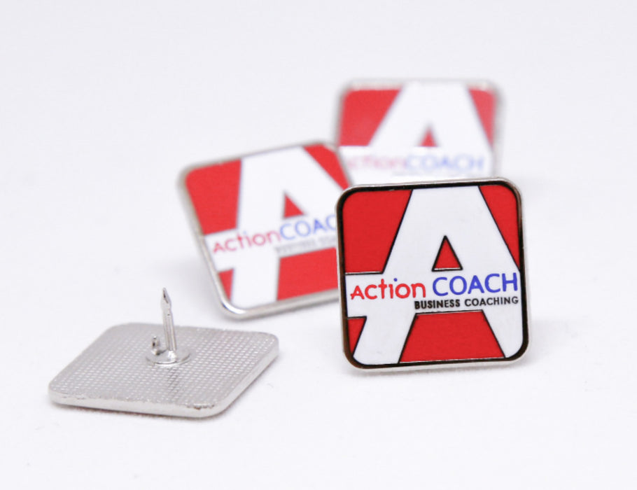 ActionCOACH Classic Pin