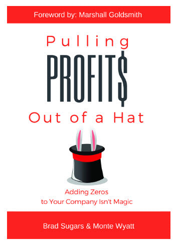 Pulling Profits Out of a Hat Book - ***PREORDER ONLY***