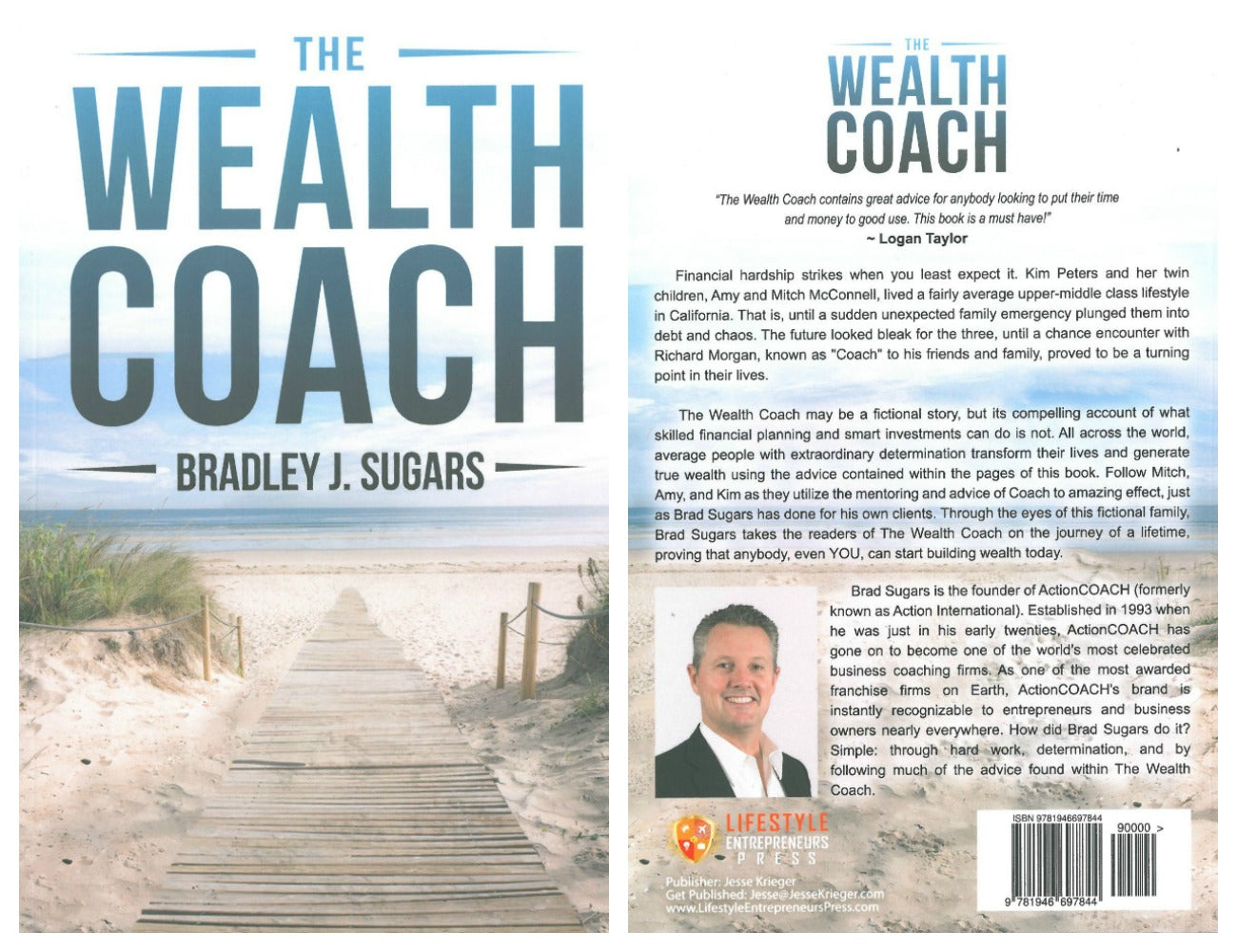 The Wealth Coach by Bradley J. Sugars