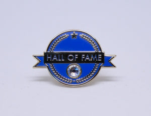 Hall of Fame Pin