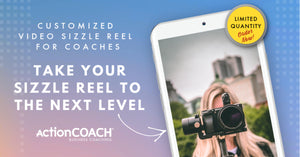 Customized Sizzle Reel for Coaches *Limited Quantity*