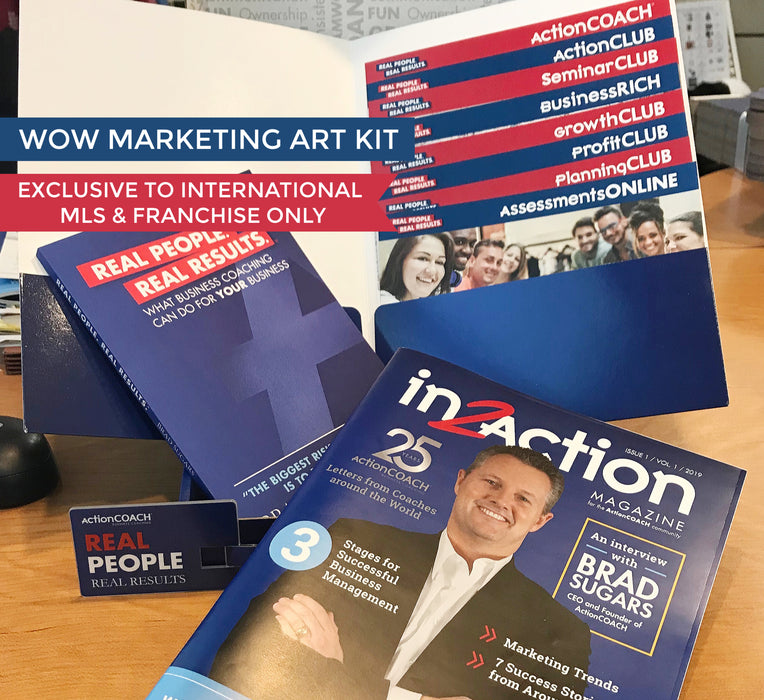 WOW MARKETING ART KIT