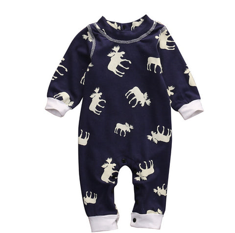 Don't Moose With Me - Present Baby | clothes, rompers, bibs, shoes, blankets, dresses & more