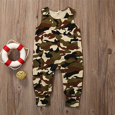 Survival Boy Romper - Present Baby | clothes, rompers, bibs, shoes, blankets, dresses & more