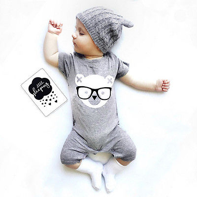 Happy Koala Romper - Present Baby | clothes, rompers, bibs, shoes, blankets, dresses & more