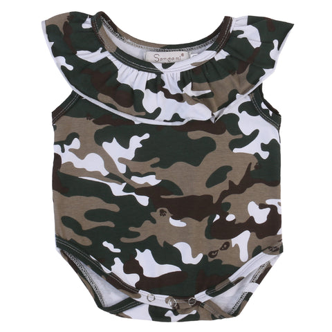 Survival Girl Romper - Present Baby | clothes, rompers, bibs, shoes, blankets, dresses & more