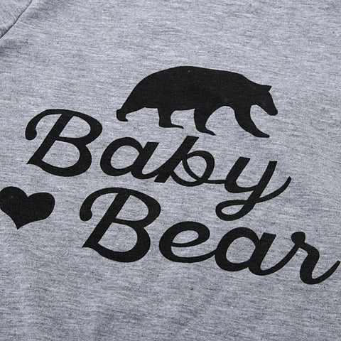Baby Bear Romper - Present Baby | clothes, rompers, bibs, shoes, blankets, dresses & more