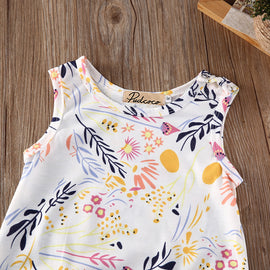 Tropical Spring Romper - Present Baby | clothes, rompers, bibs, shoes, blankets, dresses & more