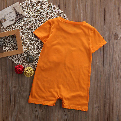 Funky Fox Romper - Present Baby | clothes, rompers, bibs, shoes, blankets, dresses & more