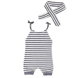 Striped Nautica Romper - Present Baby | clothes, rompers, bibs, shoes, blankets, dresses & more
