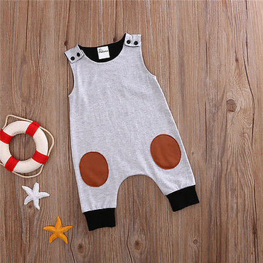 Ranch Baby Romper - Present Baby | clothes, rompers, bibs, shoes, blankets, dresses & more