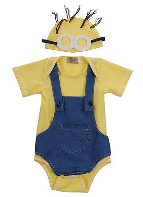 I'm A Minion Baby Romper Suit - Present Baby | clothes, rompers, bibs, shoes, blankets, dresses & more