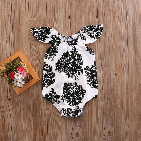 Monochromatic Romper - Present Baby | clothes, rompers, bibs, shoes, blankets, dresses & more