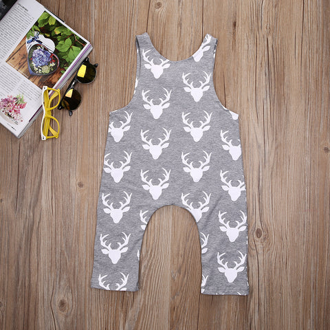 Buck Wild Romper - Present Baby | clothes, rompers, bibs, shoes, blankets, dresses & more